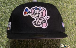Elliephant Stand Out 2.5 59Fifty Fitted Hat by The Capologists x New Era