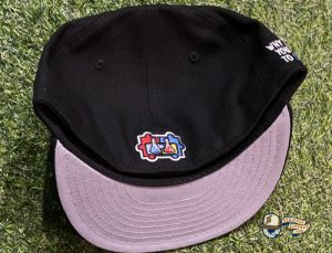 Elliephant Stand Out 2.5 59Fifty Fitted Hat by The Capologists x New Era Back