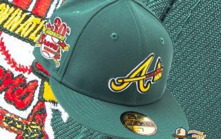 Hat Club Exclusive MLB Anniversary Pack September 2021 59Fifty Fitted Hat Collection by MLB x New Era
