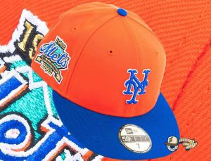 Hat Club Exclusive MLB Anniversary Pack September 2021 59Fifty Fitted Hat Collection by MLB x New Era Mets
