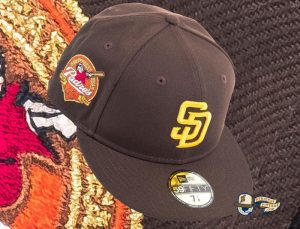 Hat Club Exclusive MLB Anniversary Pack September 2021 59Fifty Fitted Hat Collection by MLB x New Era Padres