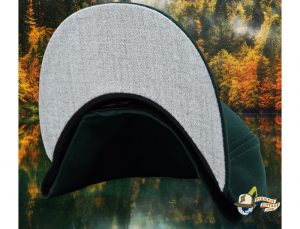 Lake Captain's Dark Green 59Fifty Fitted Hat by Noble North x New Era Undervisor