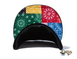 MLB Patchwork Undervisor 59Fifty Fitted Hat Collection by MLB x New Era Undervisor