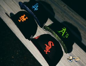 MLB Summer Pop 2021 59Fifty Fitted Hat Collection by MLB x New Era