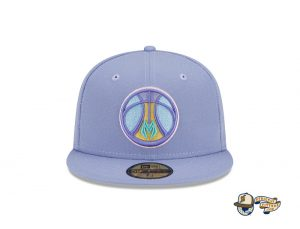 NBA Candy 59Fifty Fitted Hat Collection by NBA x New Era Front