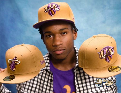 NBA Sweet And Savory 59Fifty Fitted Hat Collection by NBA x New Era