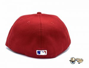 New York Yankees Puerto Rico 59Fifty Fitted Hat by MLB x New Era Back