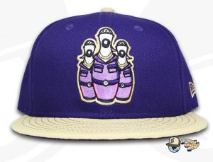 That Creep Can Roll 59Fifty Fitted Hat by Over Your Head x New Era