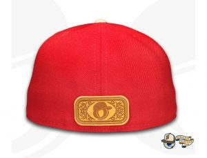 The Giddy Up 59Fifty Fitted Hat by Over Your Head x New Era Back