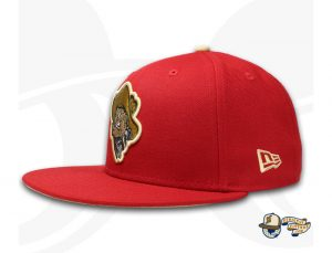 The Giddy Up 59Fifty Fitted Hat by Over Your Head x New Era Left