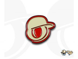 The Giddy Up 59Fifty Fitted Hat by Over Your Head x New Era Pin