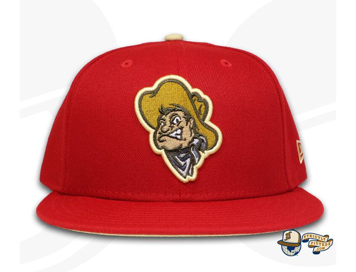The Giddy Up 59Fifty Fitted Hat by Over Your Head x New Era