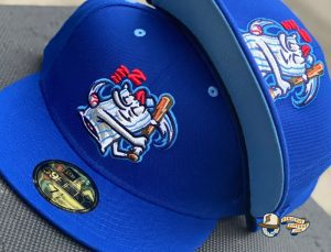 The Sleepers 59Fifty Fitted Hat by The Capologists x CBS Ink x New Era