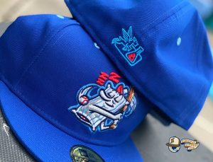 The Sleepers 59Fifty Fitted Hat by The Capologists x CBS Ink x New Era Back