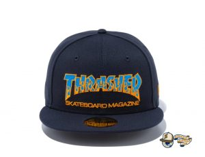 Thrasher Magazine 59Fifty Fitted Hat by Thrasher x New Era Front