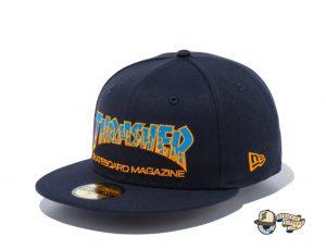 Thrasher Magazine 59Fifty Fitted Hat by Thrasher x New Era Left