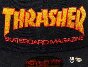 Thrasher Magazine 59Fifty Fitted Hat by Thrasher x New Era Zoom
