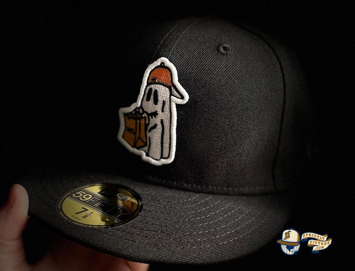 Trick Or Treat 59Fifty Fitted Hat by Fitted Fanatic x New Era