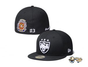 Yomiuri Giants JSB 59Fifty Fitted Hat Collection by NPB x JSB x New Era Shield
