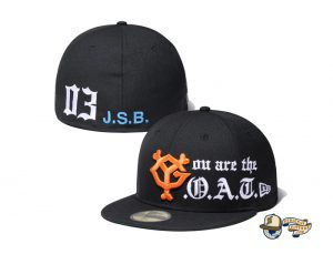 Yomiuri Giants JSB 59Fifty Fitted Hat Collection by NPB x JSB x New Era YG