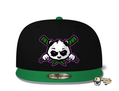 Bear Cat Dinger 59Fifty Fitted Hat by The Clink Room x New Era