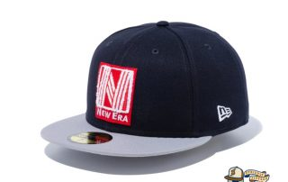 Chenille N Logo 59Fifty Fitted Hat by New Era