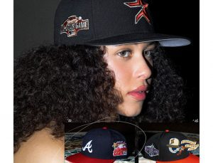 MLB ASG Decades 2000s 59Fifty Fitted Hat Collection by MLB x New Era
