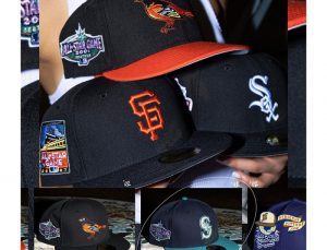 MLB ASG Decades 2000s 59Fifty Fitted Hat Collection by MLB x New Era Patch