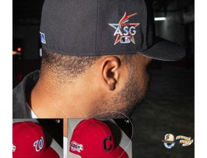MLB ASG Decades 2010s 59Fifty Fitted Hat Collection by MLB x New Era Patch