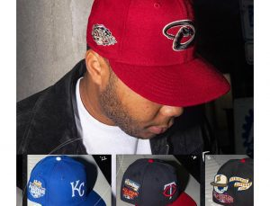 MLB ASG Decades 2010s 59Fifty Fitted Hat Collection by MLB x New Era Side