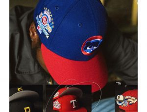 MLB ASG Decades 90s 59Fifty Fitted Hat Collection by MLB x New Era Side