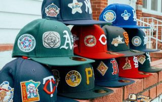 MLB ASG History 59Fifty Fitted Hat Collection by MLB x New Era