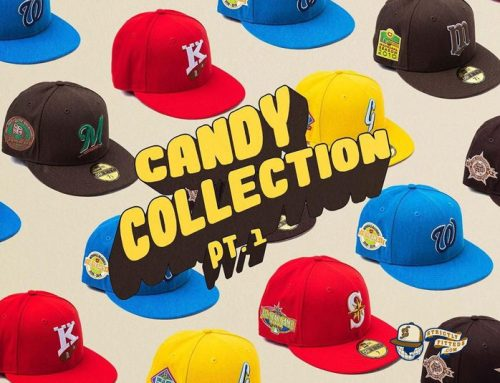 MLB Candy October 2021 59Fifty Fitted Hat Collection by MLB x New Era