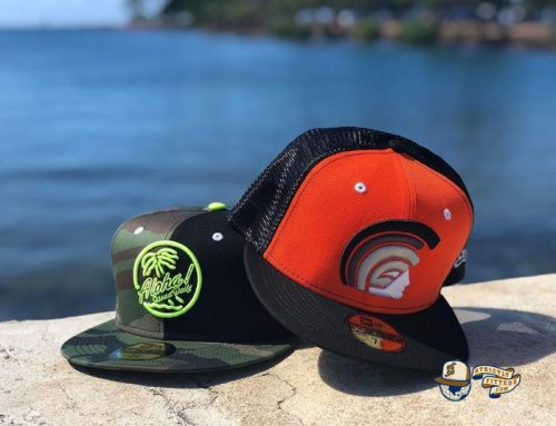 Mua And Brigante In-Store Exclusive 59Fifty Fitted Hat Collection by Fitted Hawaii x New Era