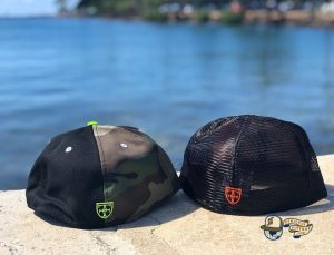 Mua And Brigante In-Store Exclusive 59Fifty Fitted Hat Collection by Fitted Hawaii x New Era Back