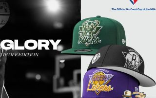 NBA Tip Off 2021 59Fifty Fitted Hat Collection by NBA x New Era