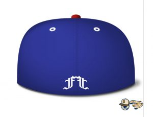 North Lake Shore Cubbies 59Fifty Fitted Hat by Fitted Fanatic x New Era Back