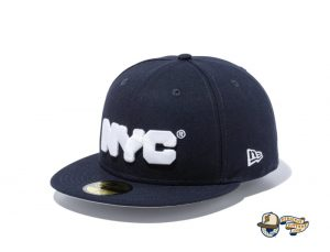 NYC Fall Winter 21 59Fifty Fitted Hat Collection by New Era Chunk