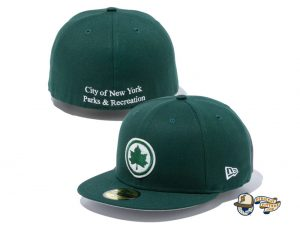 NYC Fall Winter 21 59Fifty Fitted Hat Collection by New Era Park