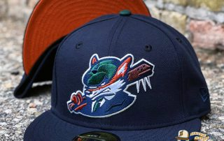 Sneaky Blinders And North Star October 2021 59Fifty Fitted Hat Collection by Noble North x New Era