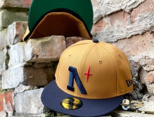 Sneaky Blinders And North Star October 2021 59Fifty Fitted Hat Collection by Noble North x New Era Front