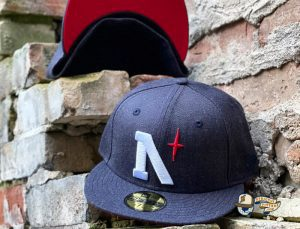 Sneaky Blinders And North Star October 2021 59Fifty Fitted Hat Collection by Noble North x New Era Star