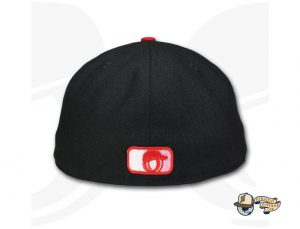 The Brain Ball 59Fifty Fitted Hat by Over Your Head x New Era Back