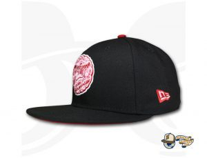 The Brain Ball 59Fifty Fitted Hat by Over Your Head x New Era Left